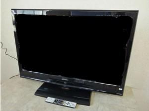 三菱 BD内蔵HDD付液晶テレビ LCD-B40BHR500  2012