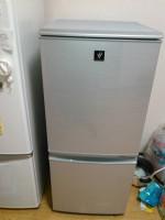 東村山市にてプラズマクラスター冷蔵庫を出張買取いたしました。