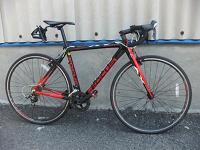多摩市にてロードバイク 【FOCUS シクロクロス】 を出張買取いたしました。