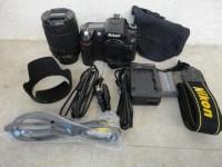 Nikon デジカメD80Kit AF-S DX Zoom-Nikkor