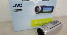 JVC ビクター Everio デジタルビデオカメラ GZ-HM33-S