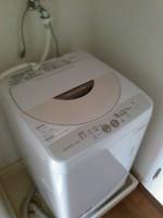 東村村山市にてシャープ洗濯機を出張買取いたしました。