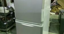 SJ-WA35Y-S シャープ どっちもドア冷蔵庫