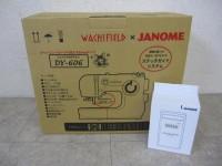 JANOME ジャノメ ダヤン 電子ミシン DY-606