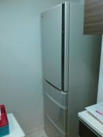 冷蔵庫 パナソニック NR-E436TL 2012年