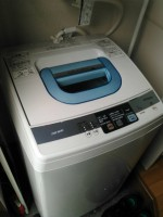 洗濯機 日立 NW-5MR 2012年