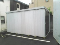 武蔵野市にてイナバ物置[大型ネクスタ]買取いたしました。