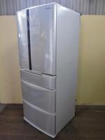 パナソニック 6ドア冷凍冷蔵庫 474L NR-F470V-N 14年製