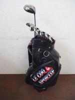 キャロウェイ X-HOT ゴルフクラブ ルコック バッグセット2