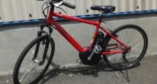 ヤマハPAS Brace スポーツ電動自転車 PV26S 8段変速