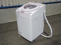 シャープ 洗濯乾燥機 8kg ES-TX830-P 14年