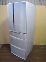 パナソニック フレンチ6ドア冷凍冷蔵庫 470L NR-F476TM-S 12年製