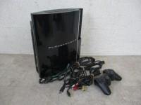 ソニー PS3本体 80GB CECHL00
