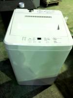 無印 洗濯機 2014年 AQW-MJ45