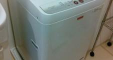 洗濯機 シャープ ES-G55LC 2012