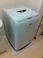 東村山市にてシャープ製洗濯機[ES-G55LC]2012年製を買取りました。
