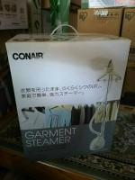 新座市にてCONAIR ガーメントスチーマー GS18Jを買取りました。