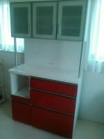 小平市にてニトリ食器棚買取いたしました。