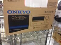 CDレシーバー ONKYO CR-N755