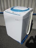 出張買取 未使用洗濯機