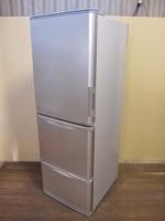 府中市にて冷凍冷蔵庫【SJ-WA35A-N】を出張買取をいたしました。