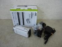 日野市にてビデオカメラ【GZ-E117】を出張買取いたしました。