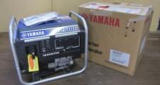 YAMAHA ヤマハ インバーター 発電機 EF2500i