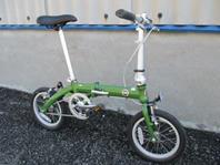 大和市でFIAT製折り畳み自転車を出張買取