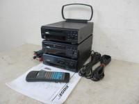 小平市にてBOSE製システムコンポ [RA-8 CDA-8 MDA-8]を買取りました。