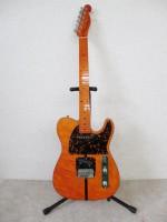 八王子市にてビルローレンスのエレキギター【マッドキャット】を出張買取いたしました。
