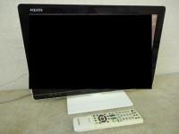 SHARP シャープ AQUOS 19型液晶テレビ LC-19K5 11年製