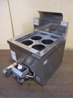 タニコー 業務用卓上ゆで麺器 TCU-4445X LPガス用