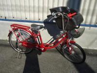 子供乗せ自転車買取