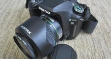 ペンタックス K100D PENTAX-DA F3.5-5.6 18-55mm AL