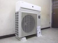 立川市にてSHARP製エアコン[AY-B56DX]2012年製を買取りました。