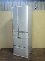 出張買取 三菱6ドア冷蔵庫