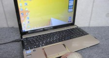 東芝 dynabook T552 58HK Win8.1 Core i7-3630QM 8GB 1TB