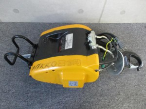 RYOBI リョービ 電動ウインチ WIM-125A 4mm×31m 130kg