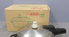 アサヒ軽金属 2.44気圧調理 スーパー活力なべ SW 3.0L