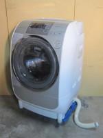 日立 風アイロン ドラム式洗濯乾燥機 BD-V3100L  5000en