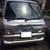 平成13年式 スバル サンバートラック〔GD-TT1〕を買取ました。