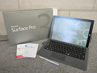 店頭買取 Surface Pro3