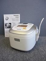 東京都大田区でパナソニック製の炊飯器[SR-HB103]を出張買取いたしました。