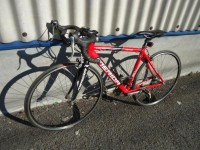 横浜市泉区にてロードバイク[メリダROAD901]を出張買取いたしました。