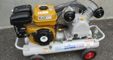 SEIWA 精和 3馬力 エンジンコンプレッサー SC-22GRS