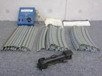 宮沢模型 MSK C58 蒸気機関車 HOゲージ 線路26本セット