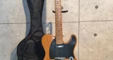 Fender フェンダージャパン テレキャスター Aシリアル