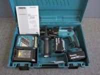 未使用 マキタ 16mm 18V 充電式ハンマドリル HR165DRTX