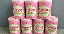 未開封 アイクレオ バランスミルク 800g×7缶