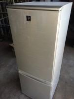 冷蔵庫 シャープ プラズマクラスター SJ-PD17X-N 2013年